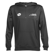Black Sticks L73 Hoodie - (Half Zip)